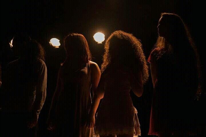 Dança - contemporânea - contemporary dance - photos - pics - silhouette - silhueta