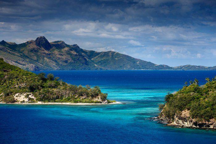 Fidschi Inseln wunderschöne natur