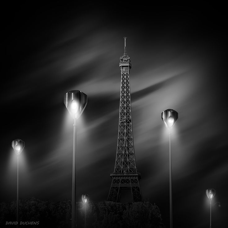 Aliens - This pic was taken from Alma bridge in Paris, and reworked with Photoshop.
