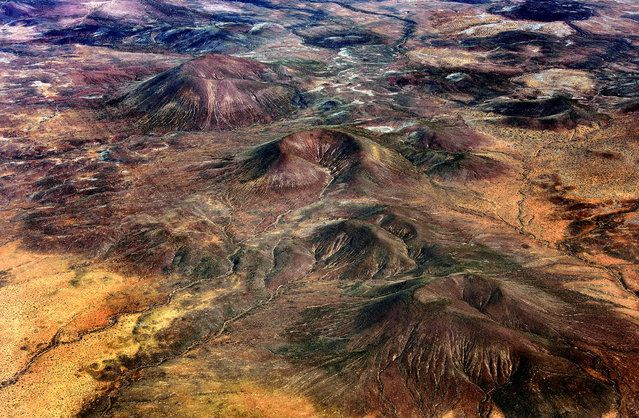 Parts of Arizona look like Mars! | www.piclectica.com #piclectica