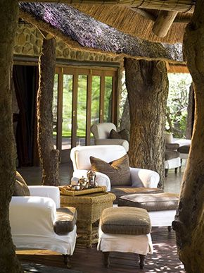 Take your honeymoon here at the South Africa Beyond Dulini Lodge. Photo from www.andbeyondafrica.com/luxury_safari/south_africa/sabi_sand_game_reserve/and_beyond_dulini