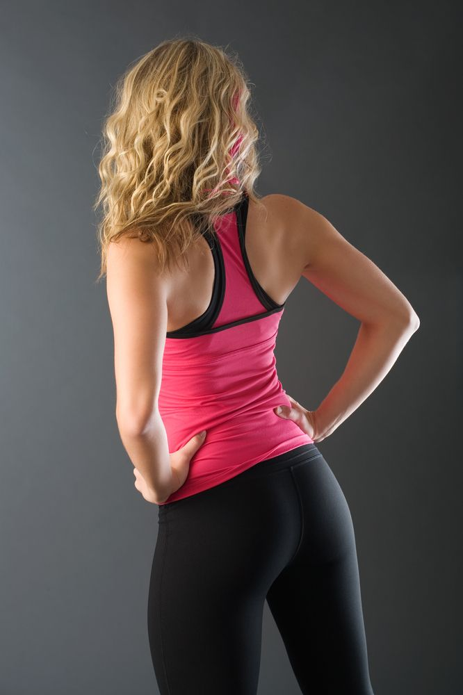 Want an Awesome Back? - 4 sets of exercise