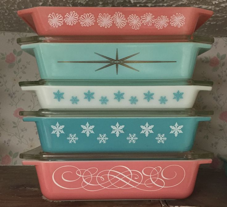 Spring Kitchen Cary: A PYREX And Corninware Obsession
