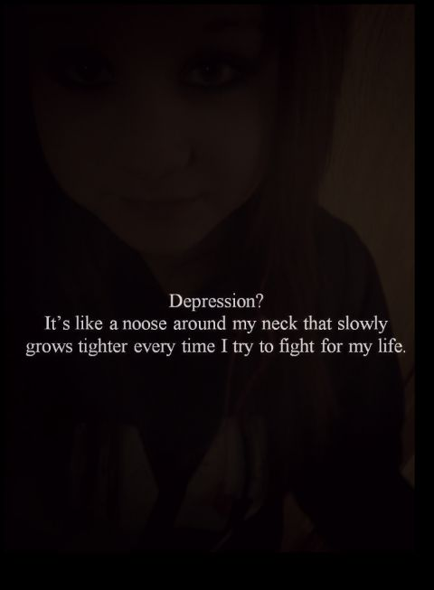 depression tumblr quotes - photo #35