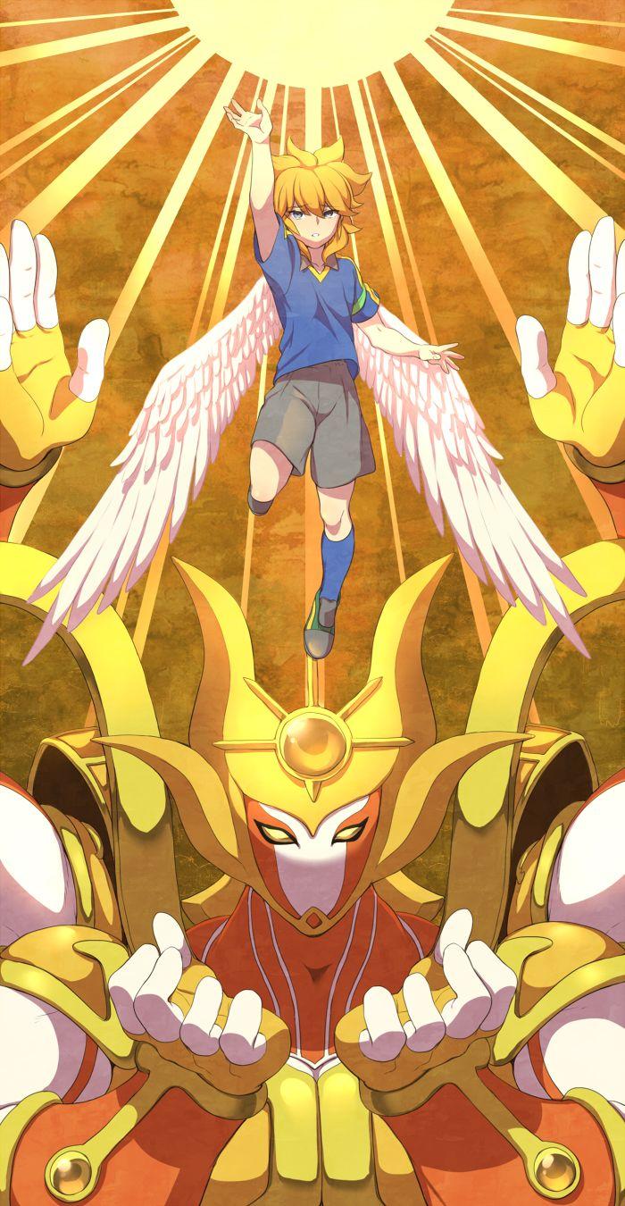 Inazuma Eleven Taiyou + Apollo