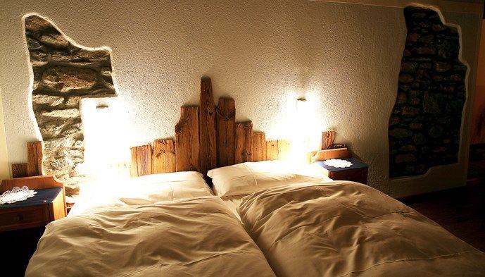 Dubbelrum hotel meubl gorret sts alpresor v ra hotell for Hotel meuble gorret