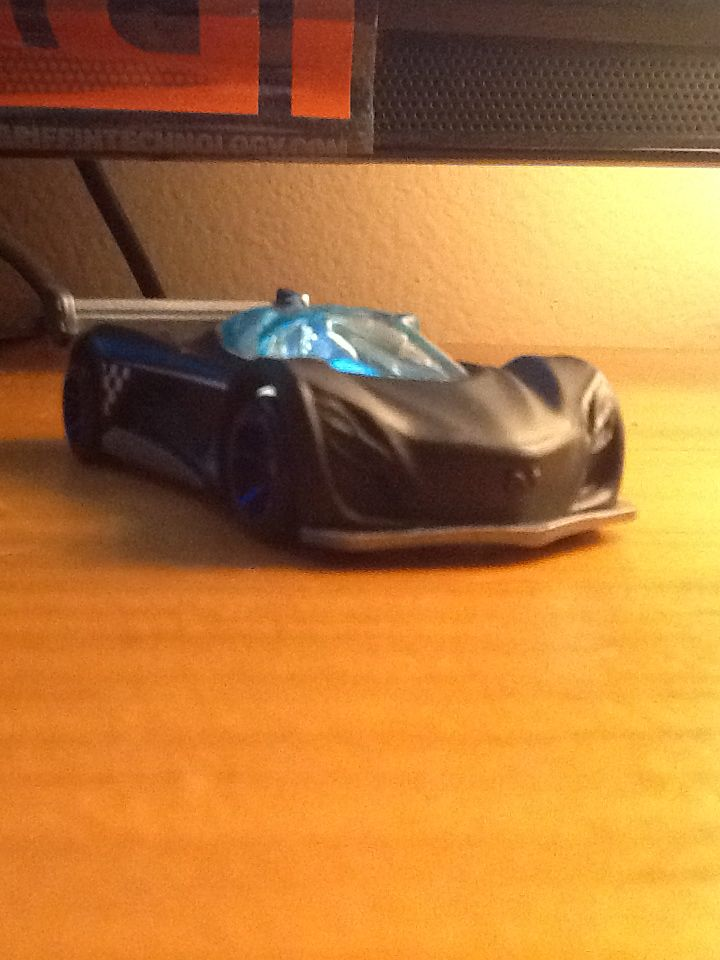 Mazda Furai Hot Wheels Toy Car....to See A Real Mazda Furai
