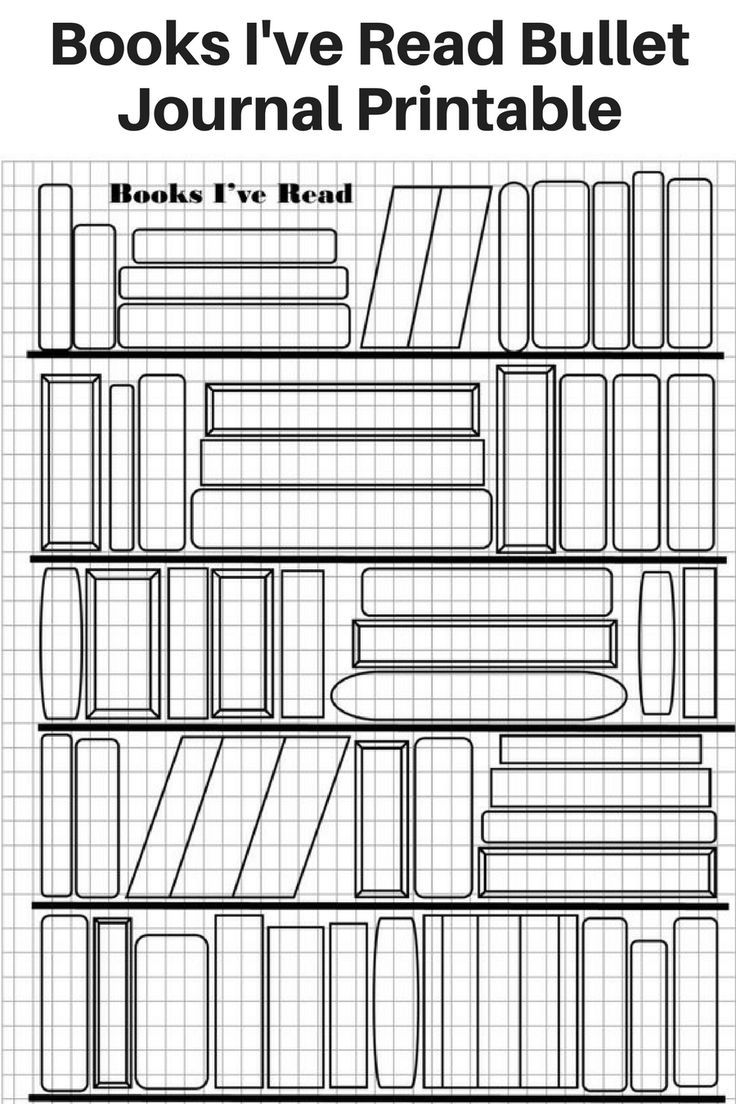 i love this idea of keeping track of books i ve read in my bullet