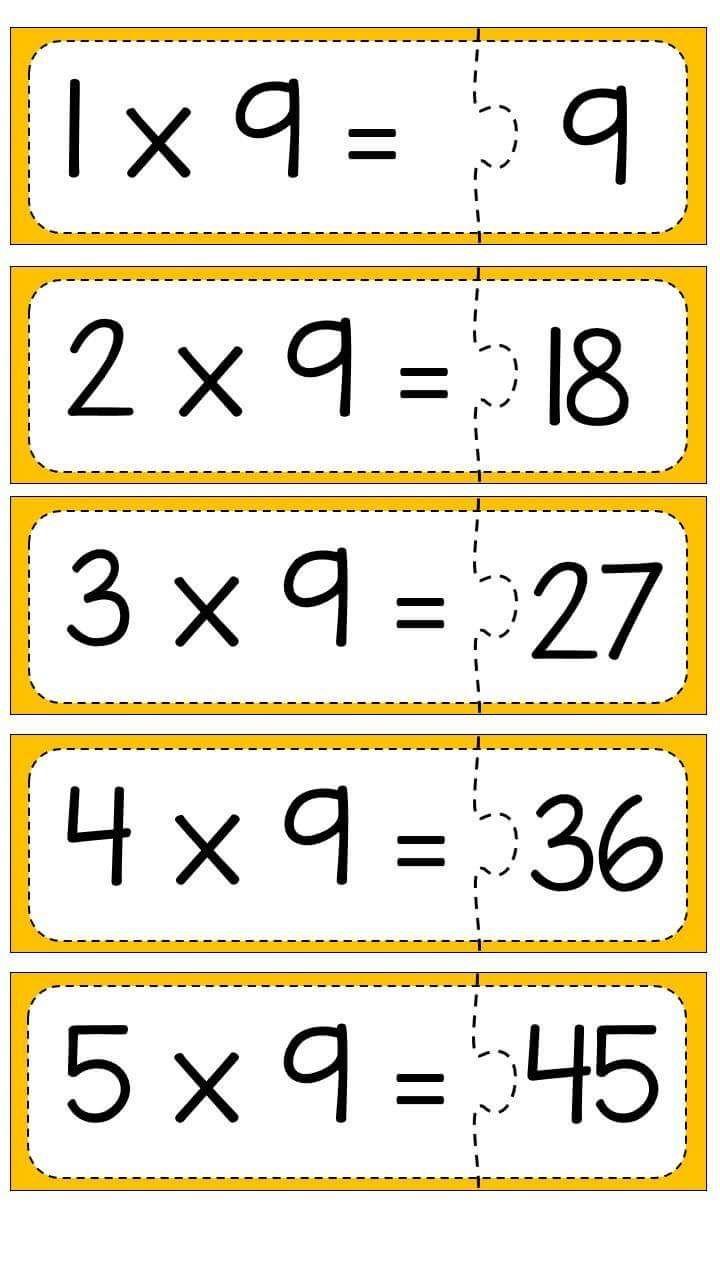 Bu sayfamızda yer alan puzzle şekildeki çarpma işlemi kartlarıyla ezber gibi görünen çarpma işlemi,çarpım tablosunu çocuğunuza eğlenceli bir puzzle oyunu şeklinde aktararak çocuğunuz hem eğlenmiş hem öğrenmiş olur.