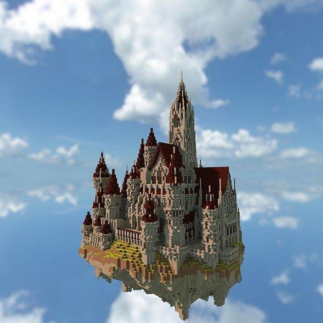 Subortus Castle Minecraft Project