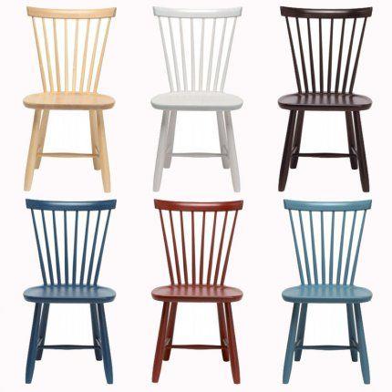 La chaise Lilla Åland par Carl Malmsten
