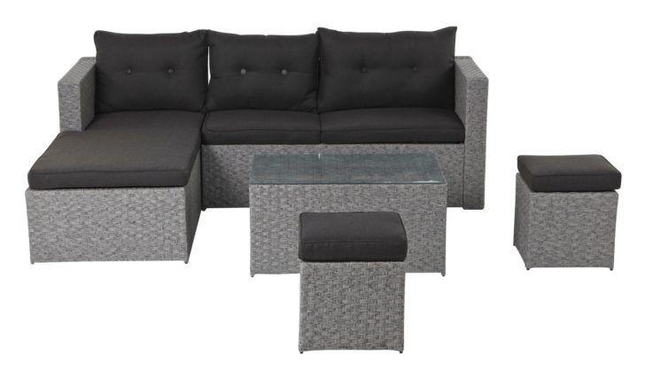 Gartenstützen Garten Plessa Lounge Sofakissen Sitzmöbel Couch Couch Rat …   – haushaltswaren