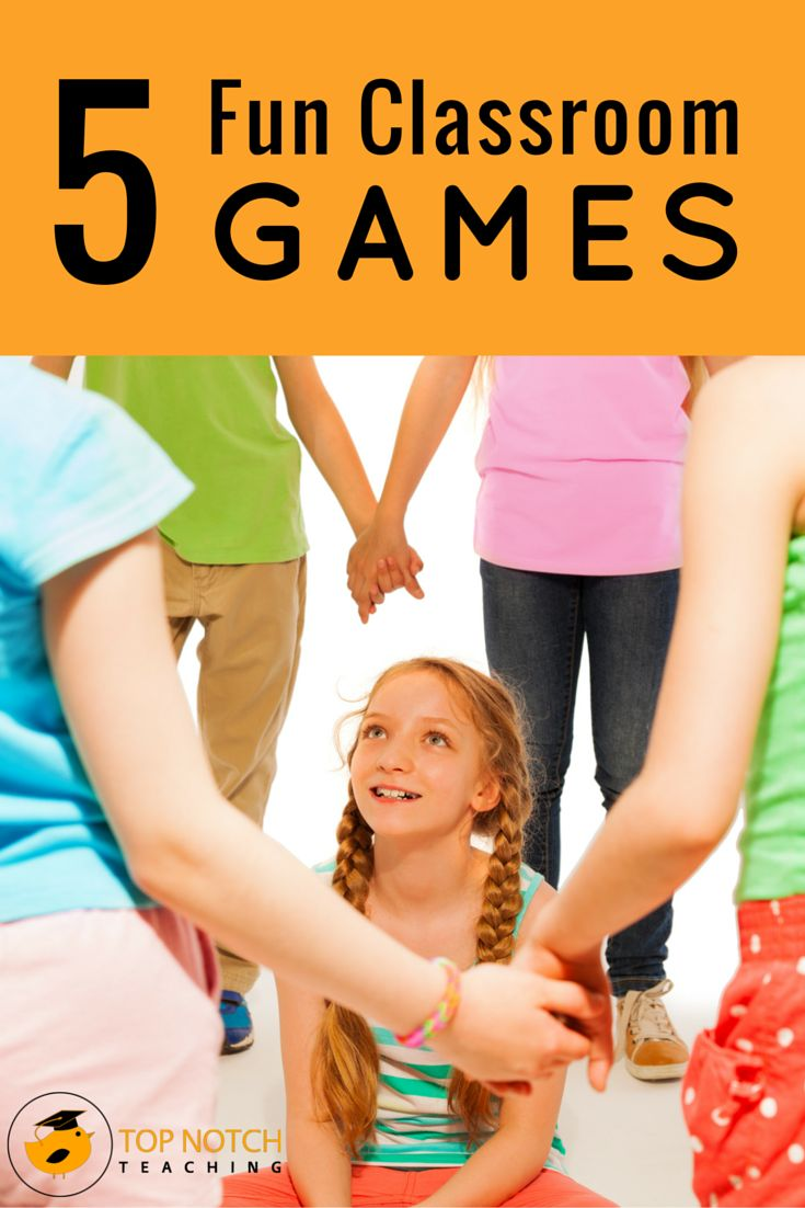 Do your students love to play fun classroom games? Whether you're after a quick indoor game for a transition, to fill in time if the class finishes work quickly or for a refresher to motivate your students. I'm sharing my top five fun classroom games.