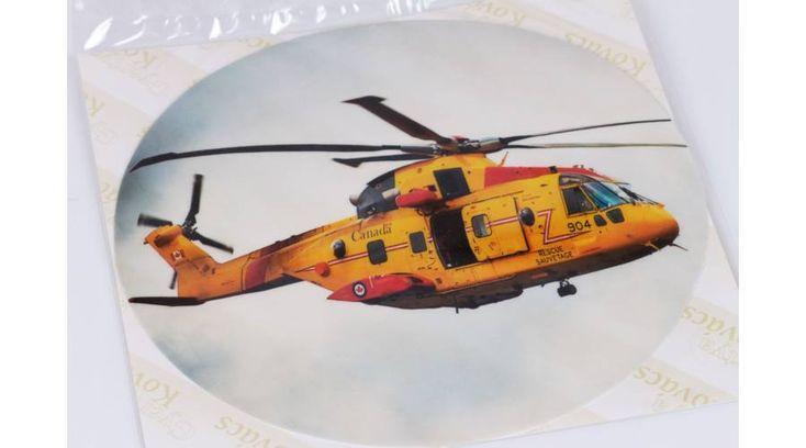 Mentőhelikopter tortaostya - Süss Velem.com
