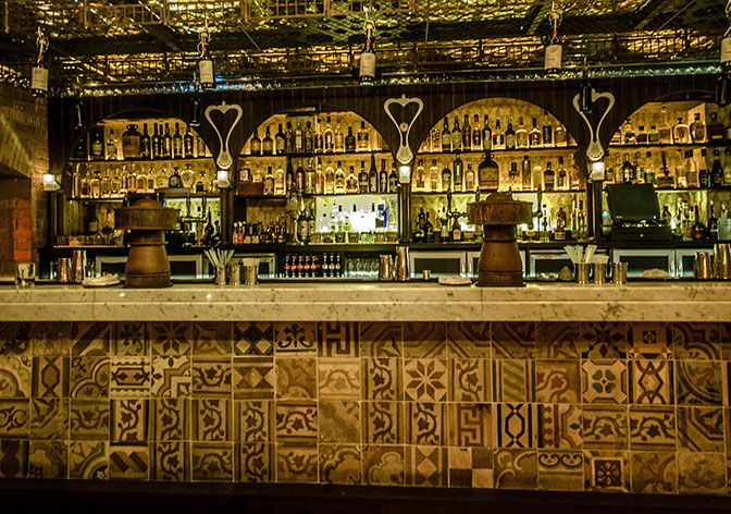 The Liquor Rooms - Wellington Quay