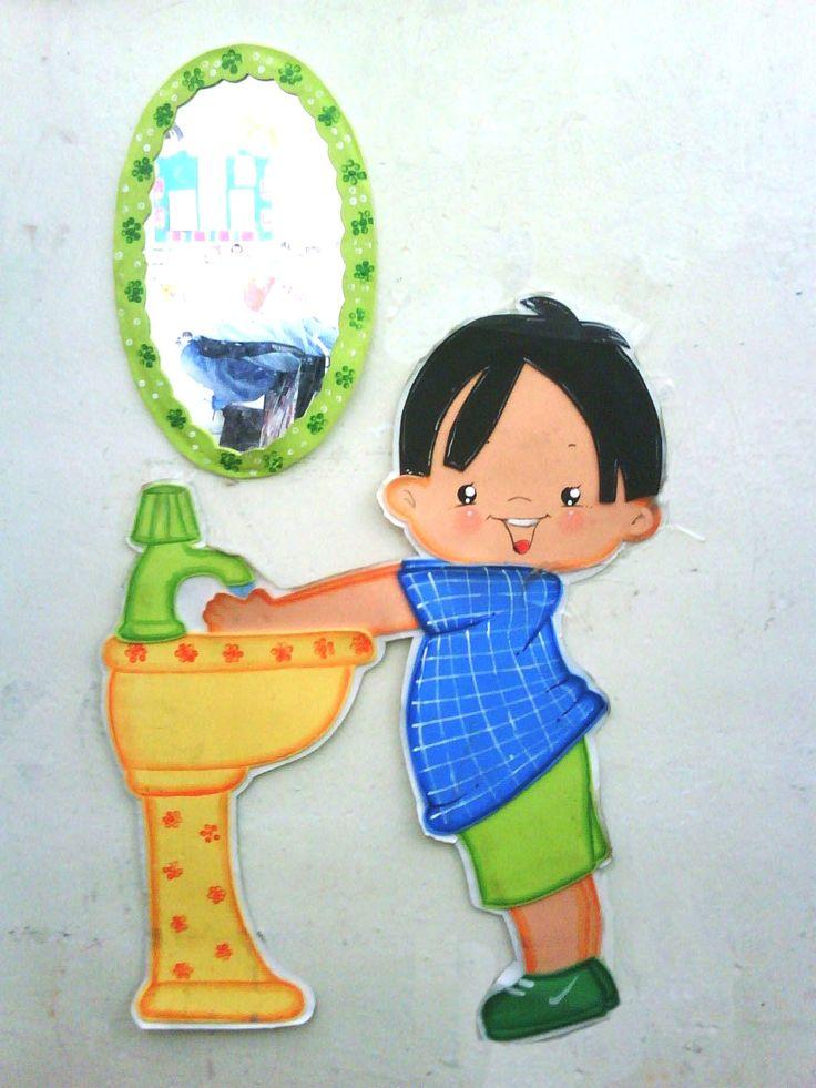 Nuestra Sala de Preescolar: carteles para ambientar el aula de clase