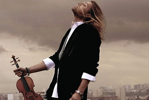 David Garrett Rock Symphonies