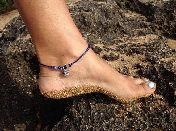 starfish anklet group gift friendship bracelets beach