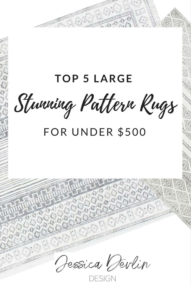 We've all seen those beautiful living room rugs on Instagram. Here's a roundup of my top 5 large neutral patterned rugs!!!! hope you love them as much as I do!