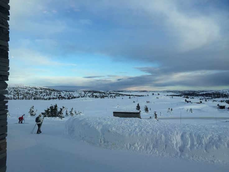 Fantastic sky over Pellestova Hafjell this weekend❤️photo by me