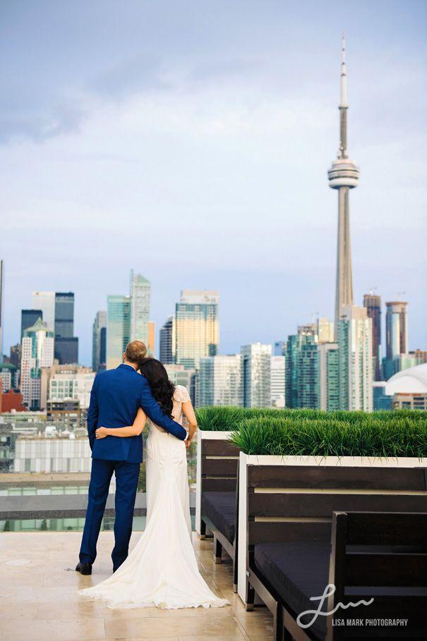Thompson Hotel Toronto Wedding Photography | Lan & Jeff