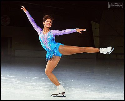 Debi Thomas is the only African-American to win a medal in figure skating in the Winter Olympics, and the first African American to win a medal in any event during the Winter Games.
