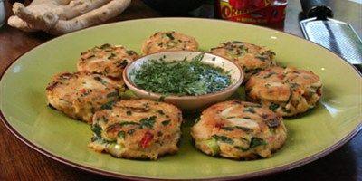 Gordon Ramsay-Spicy Tuna Fish Cakes