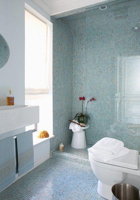 48 best pool themed bathroom images on pinterest for Bathroom ideas spa themed