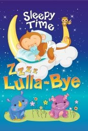 ZZZZ LULLA-BYE SLEEPY TIME DVD by ALETTE WINCKLER. Available for pre-order from CUM Books.