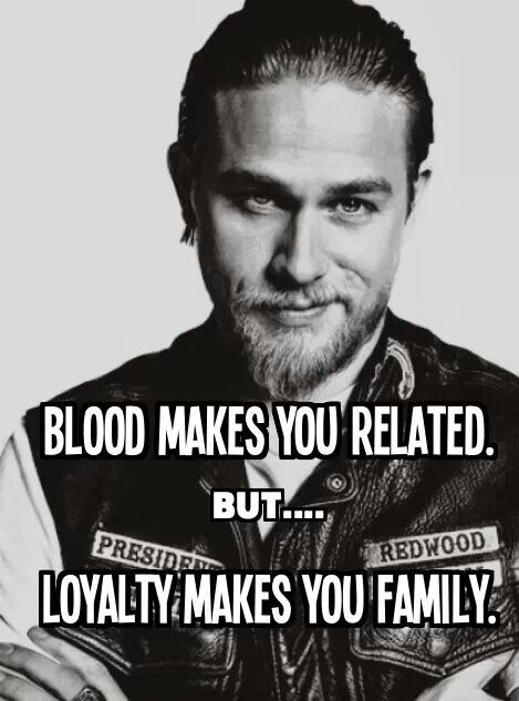 Sons of Anarchy x