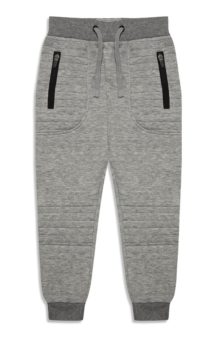 Primark - Younger Boy Grey Joggers