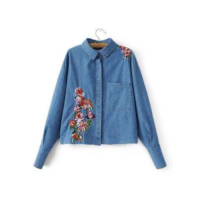 shop at : http://s.click.aliexpress.com/e/EQJyj2b A DENIM WALL: A BLUE SUNDAY BRUNCH WITH DENIMS