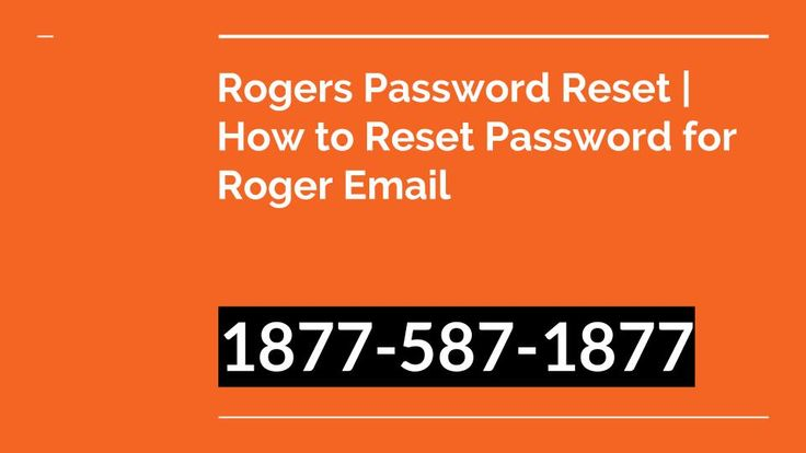 Rogers Password Reset-get proper assistance related to rogers email password reset by contacting at rogers email password recovery phone number.