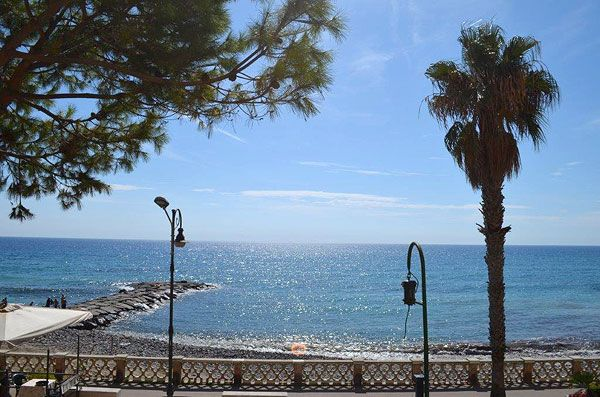Ferienwohnung direkt am Meer - Sapore di mare, Imperia / Porto Maurizio - Ligurien