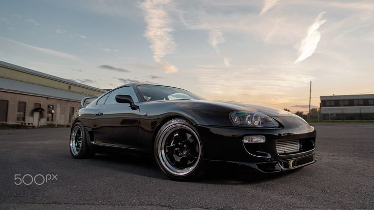 Supra Love - First shoot in several years. This time for TuningShops project. Check out the full article here: https://www.tuningshops.ca/beauty-beast-93-toyota-supra-rz/