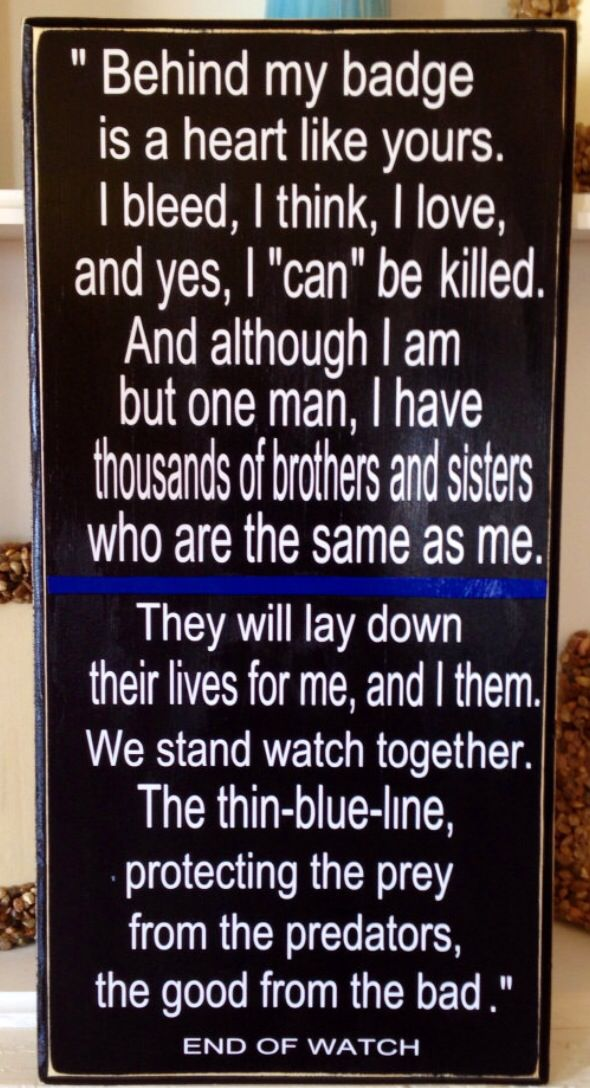 cover letter law enforcement%0A We stand watch together