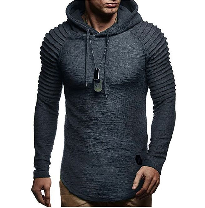 Pin By Mohamedsakr On ترنج رجالى Hoodies Men T Shirt Top Hooded Tops
