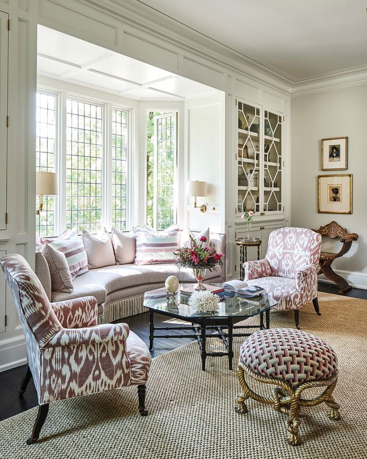 Coming Up Roses Home Living Room Furniture Interior