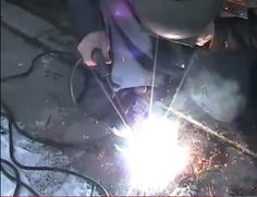An arc welding guide that shows you the basics of how to stick weld, welding rods, and more.