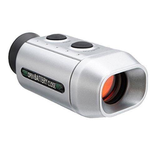iKKEGOL Digital Pocket 7x Zoom Golf Range Finder Rangefinder Magnification Distance Measurer Golfscope Yards Measure Distance  bag