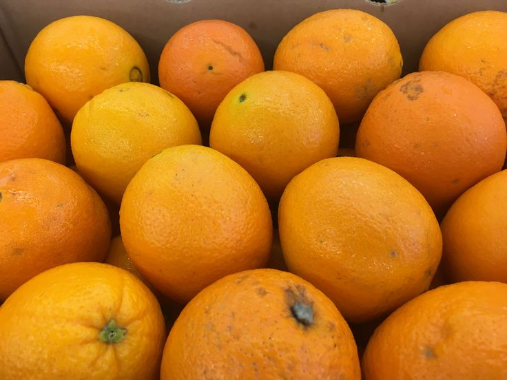 #banana box market #minneola oranges
