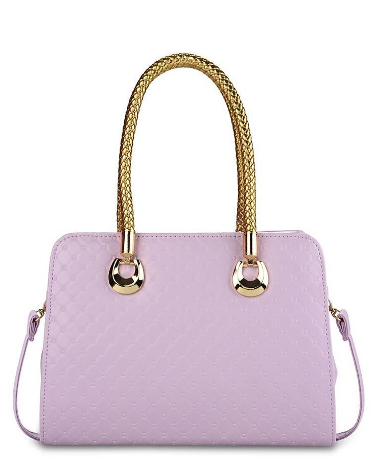 Azana tote bag in purple by Huer. Made of synthetic material. http://www.zocko.com/z/JFjcK