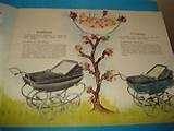 -Vintage 1950's - 1960's Pedigree Catalogue Baby Prams Coach Built ... wouldn't mind finding one of these