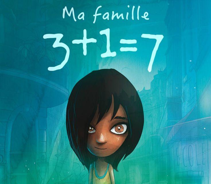 Pour l'enseignante que je suis, un titre comme celui-là a tout de suite piqué ma curiosité et que dire de la couverture turquoise qui m'a attirée ! Mais encore, quelles surprises allaient me réserver la lecture de ce livre? Je vous présenteMa famille 3+1=7. Ma famille 3+1=7 ? En ouvrant l'album, l'auteure nous confie que [...]
