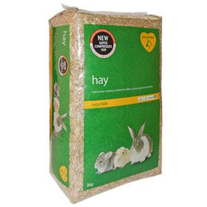 Hay Bedding for Small Animals from Pets At Home
