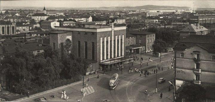Širas, Nádr Olomouc