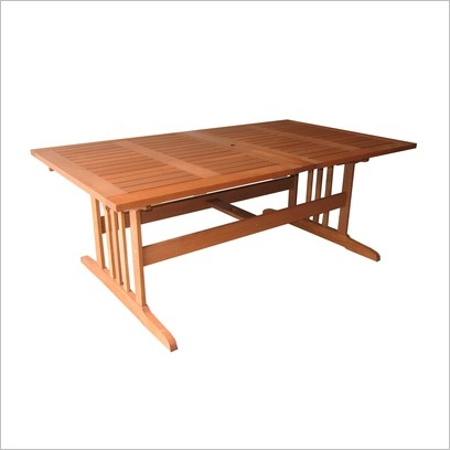 Murray Extension Table (Double Leaf) Tredor