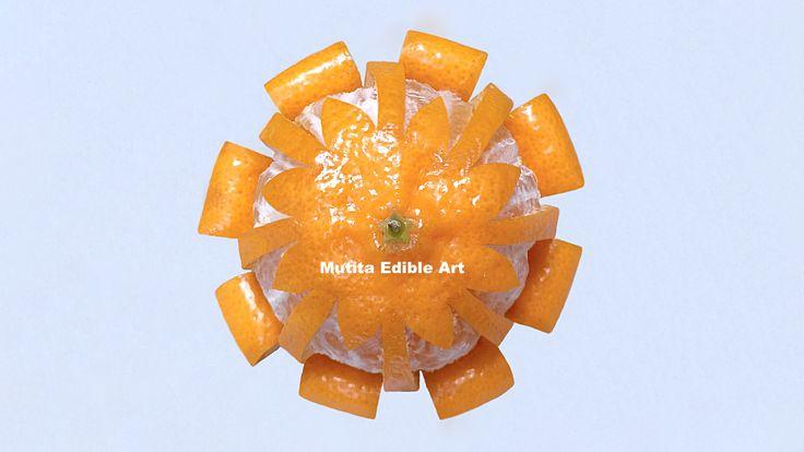 Orange | Simple Pattern | Mandarin