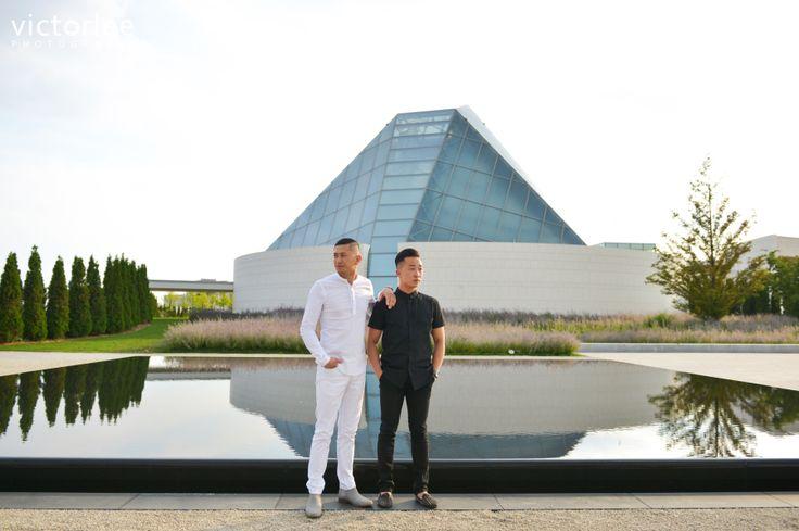 Toronto Gay Engagement Photography