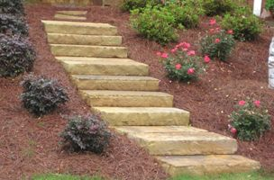 Best 9 Best Images About Stone Stairs On Pinterest Patio 400 x 300